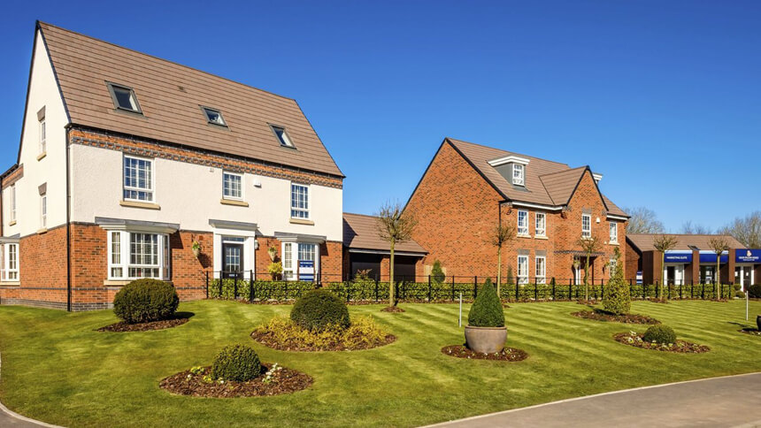 Baggeridge Village (David Wilson Homes)
