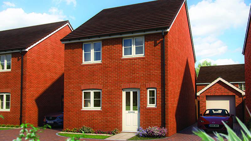 The 'Elmslie house type, Edwalton Fields