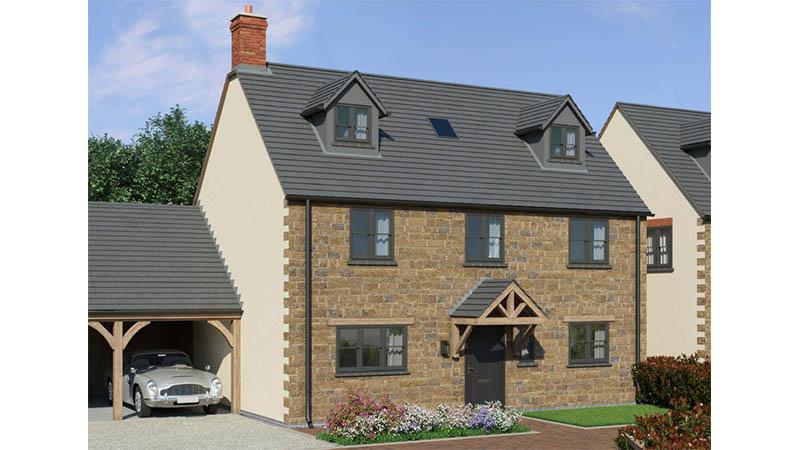 'The Dorchester' at Foxgrove (Talbot Homes)