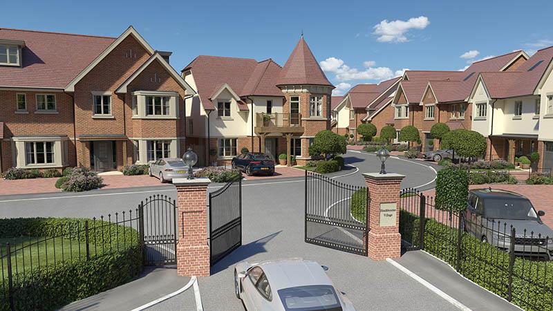 Heathbourne Village (Consero)
