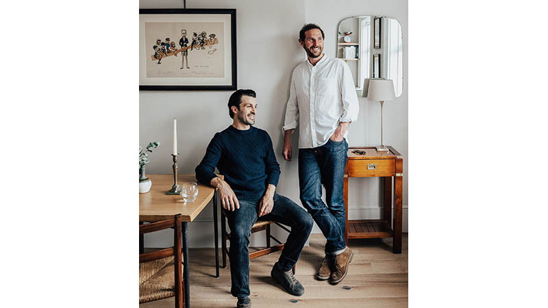 Alex Pope and Felix Langlois (VOZA Developments)