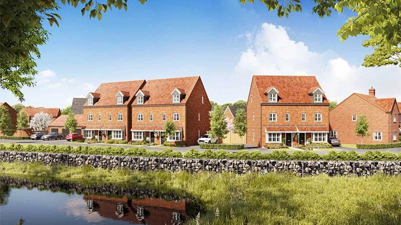 Furlong Heath (Tilia Homes)