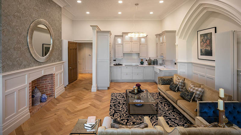 Apartment 3, Haseley Manor (Spitfire Homes)