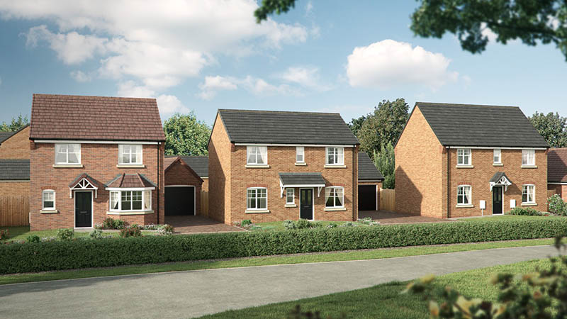 Tixall View (Lovell Homes)
