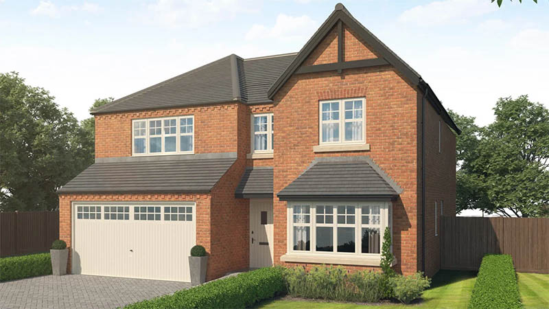 'The Wavendon' at Willbrook (Duchy Homes)