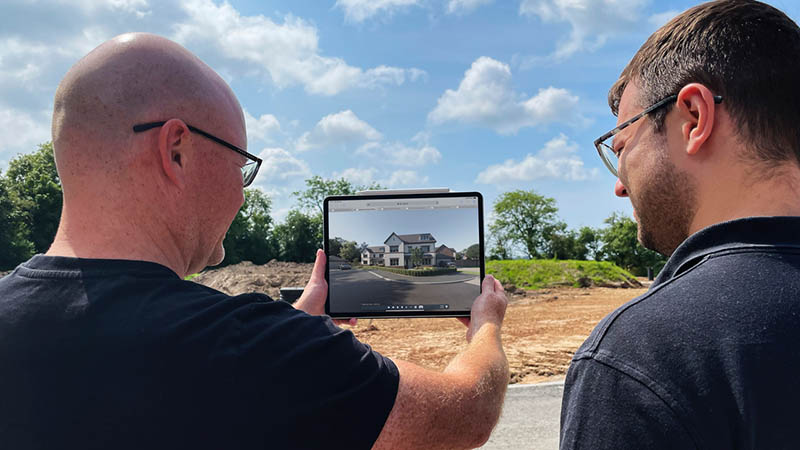 Technology at Pinfold Place (Newberry Homes)