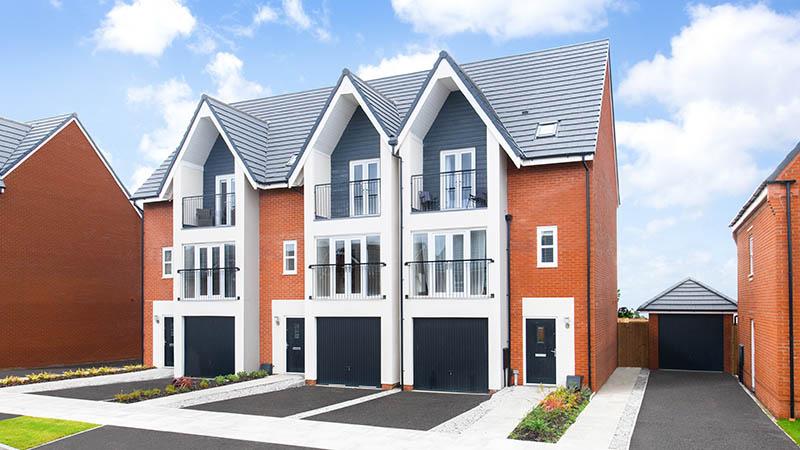 'Formby' house type (David Wilson Homes)