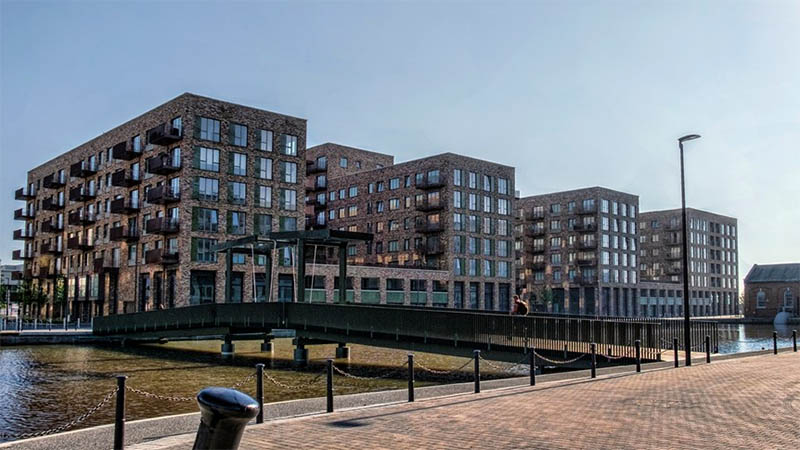 Royal Albert Wharf (Notting Hill Genesis)