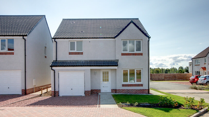 Glenmill (Persimmon Homes)