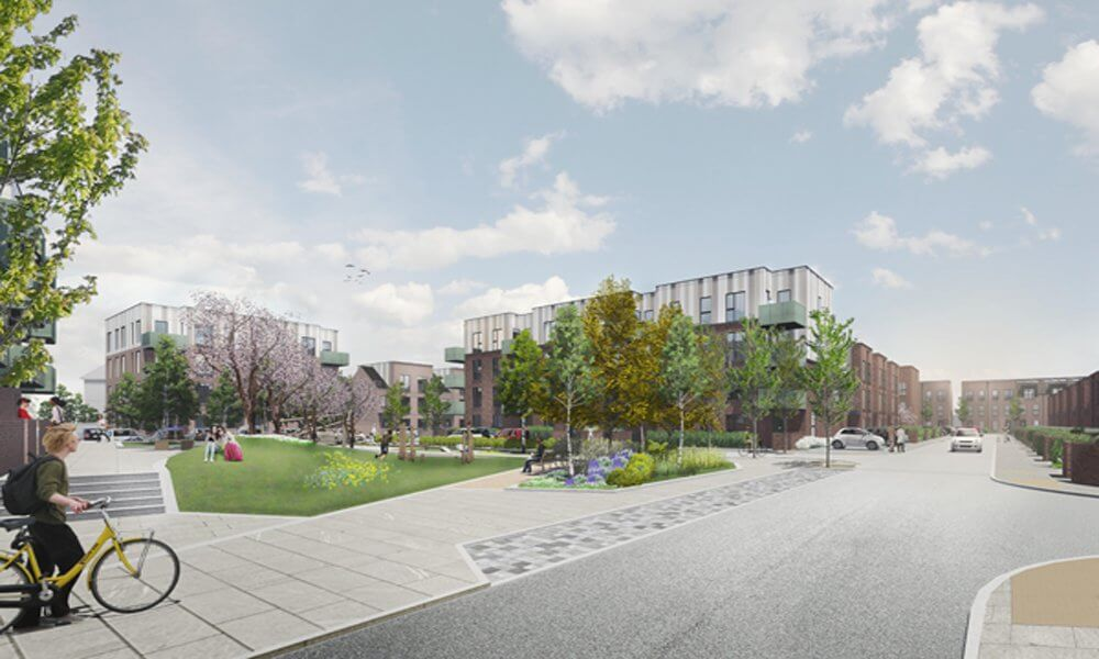 Bowles Square, Enfield (Notting Hill Housing)