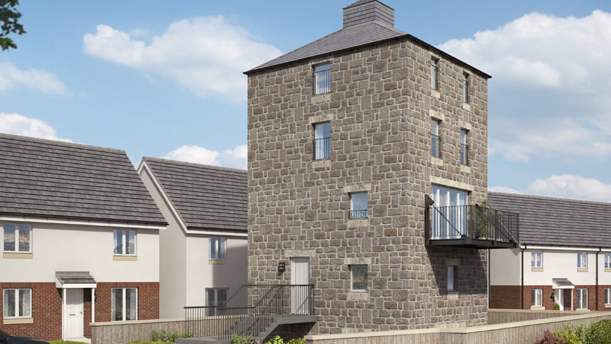 The Tower (Cruden Homes)