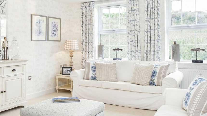 Adderbury Fields (David Wilson Homes)