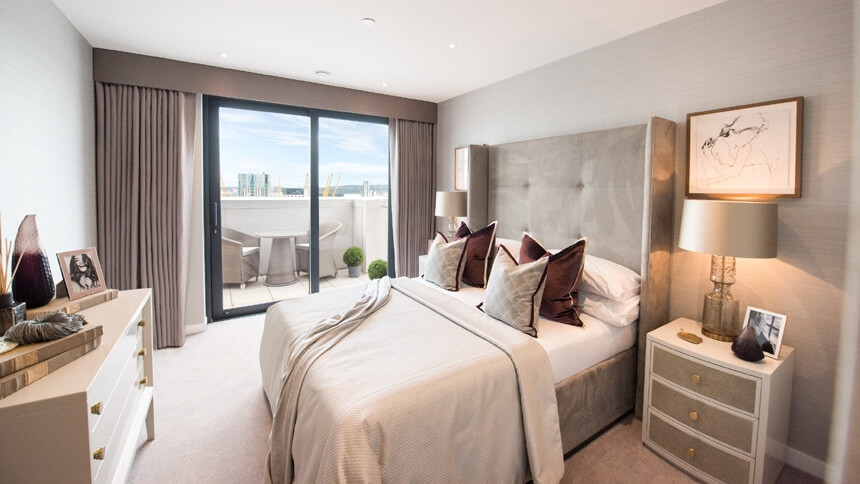 Horizons second bedroom