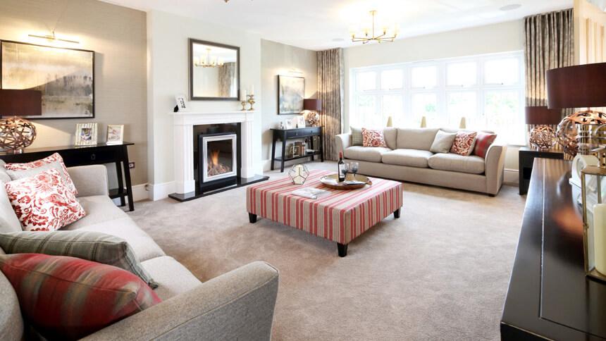 The Highgrove lounge