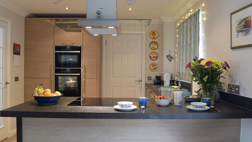 Personalising the kitchen
