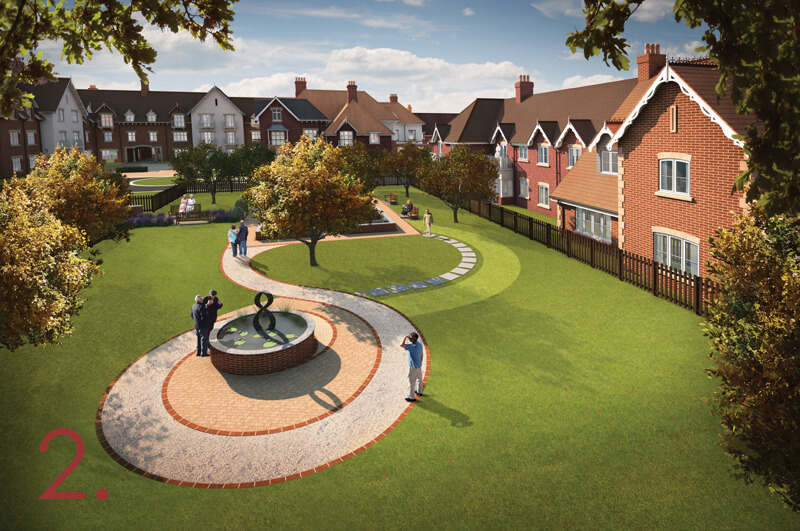 In Pictures Retirement Living At Bishopstoke Park Eastleigh
