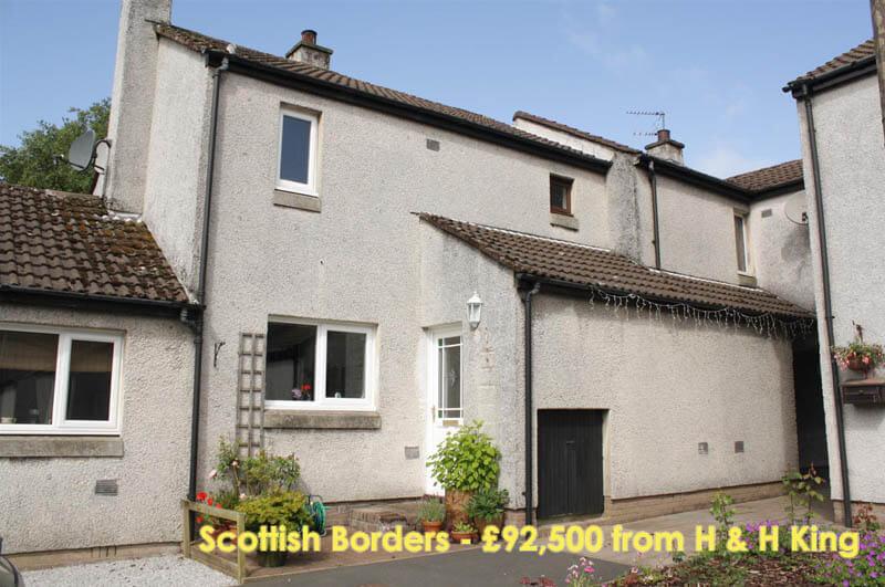 £92,500 - Scottish Borders (H & H King)