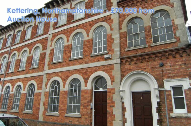 £70,000 - Kettering (Auction House)