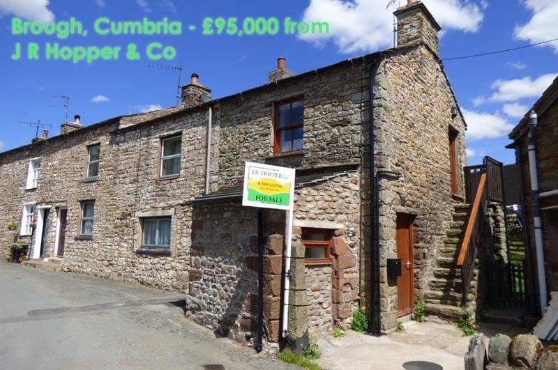 £95,000 - Brough, Cumbria (J R Hopper & Co)