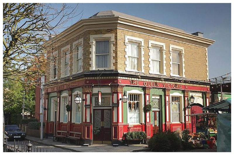 Eastenders pub