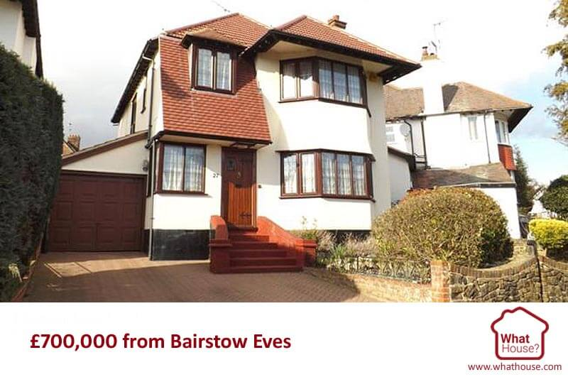 700K from Bairstow Eves