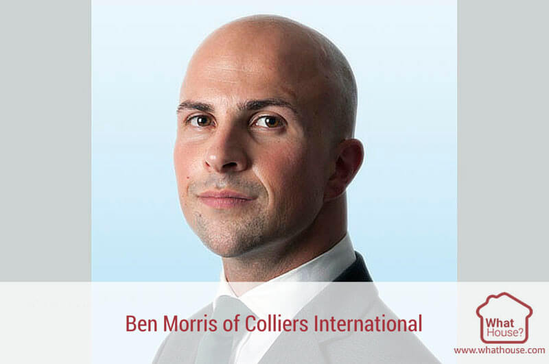 Ben Morris of Colliers International