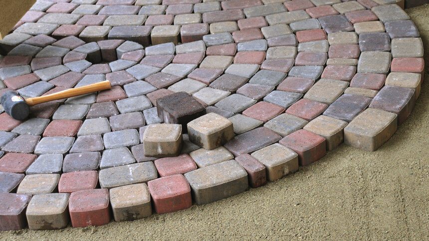 Crazy paving just isn't working for Brits