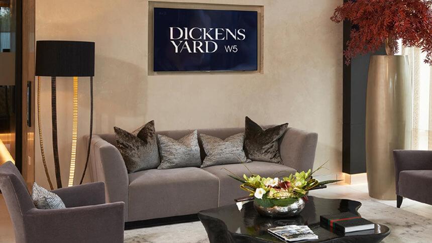 Dickens Yard, Ealing (St. George Homes)