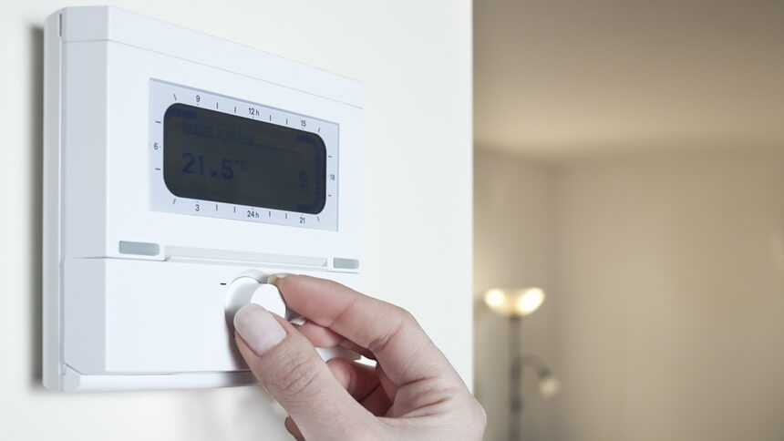 Time your heating