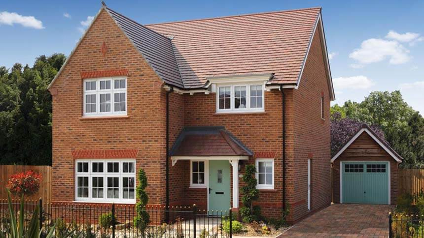 Amington Garden Village (Redrow Homes)