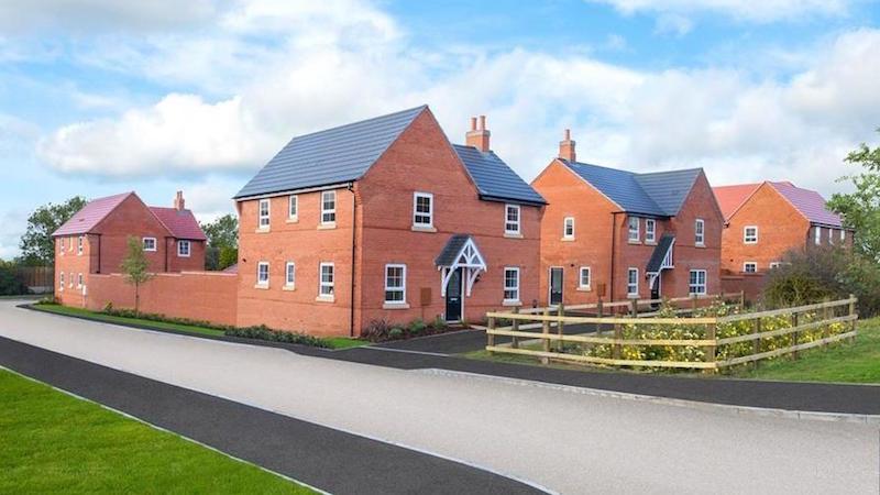 Grange View (Barratt Homes)