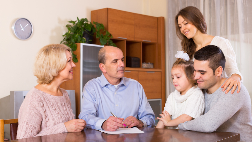 How to use your equity to help your child