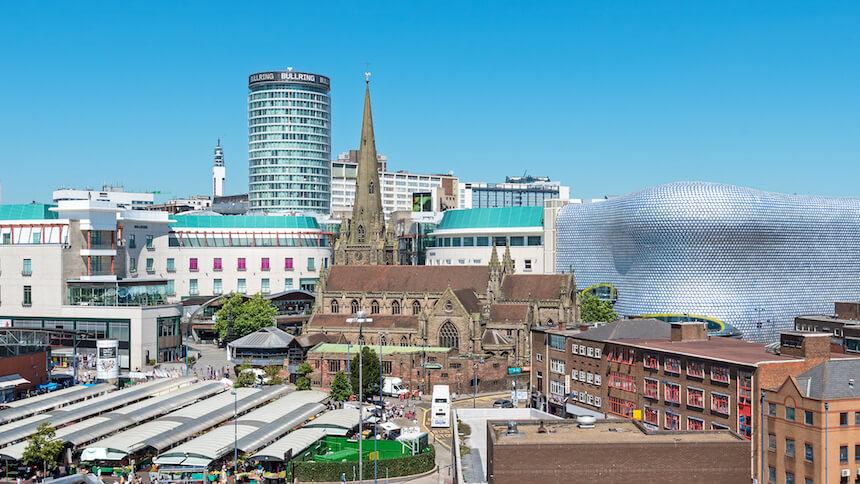 Seven of the best villages around Birmingham