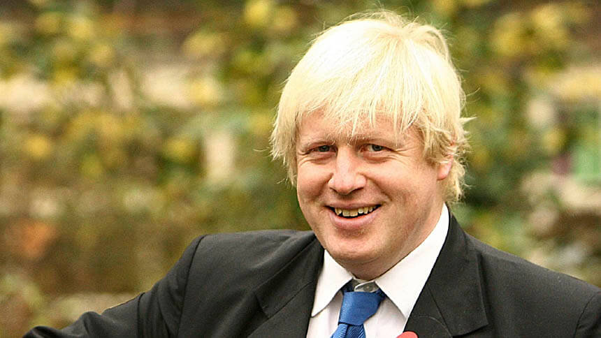 Mayor of London, Boris Johnson