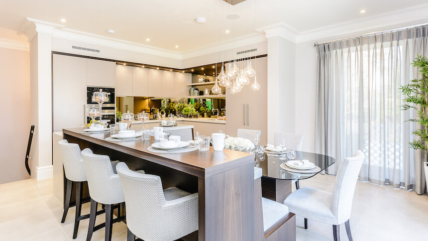 New High End Apartments Launched In Desirable Sunningdale
