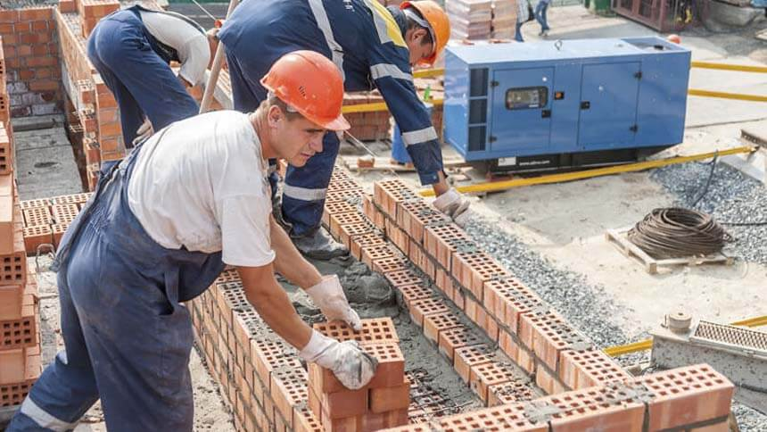 Bricks shortage for housebuilding