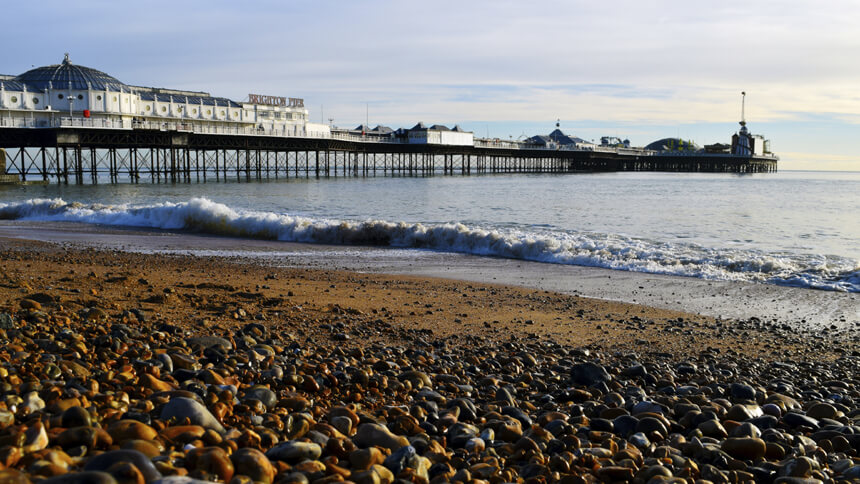 Residents will be able to enjoy Brighton