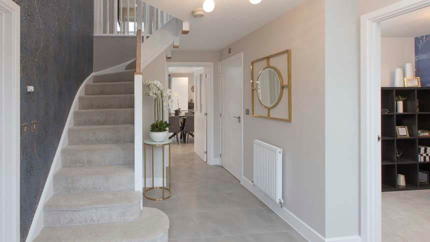 Buckingham Hallway (DW Homes)