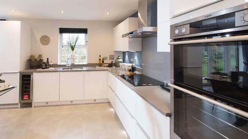 Exceptional Buckingham Kitchen (David Wilson Homes)