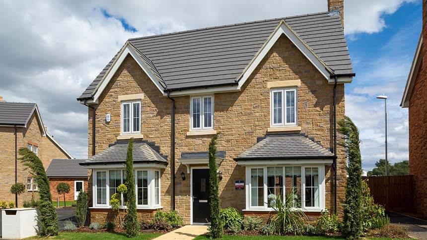 Buckton Fields (Martin Grant Homes)