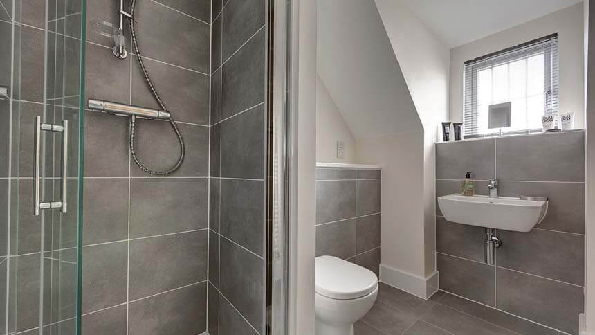 Buckton Fields bathroom (MG Homes)