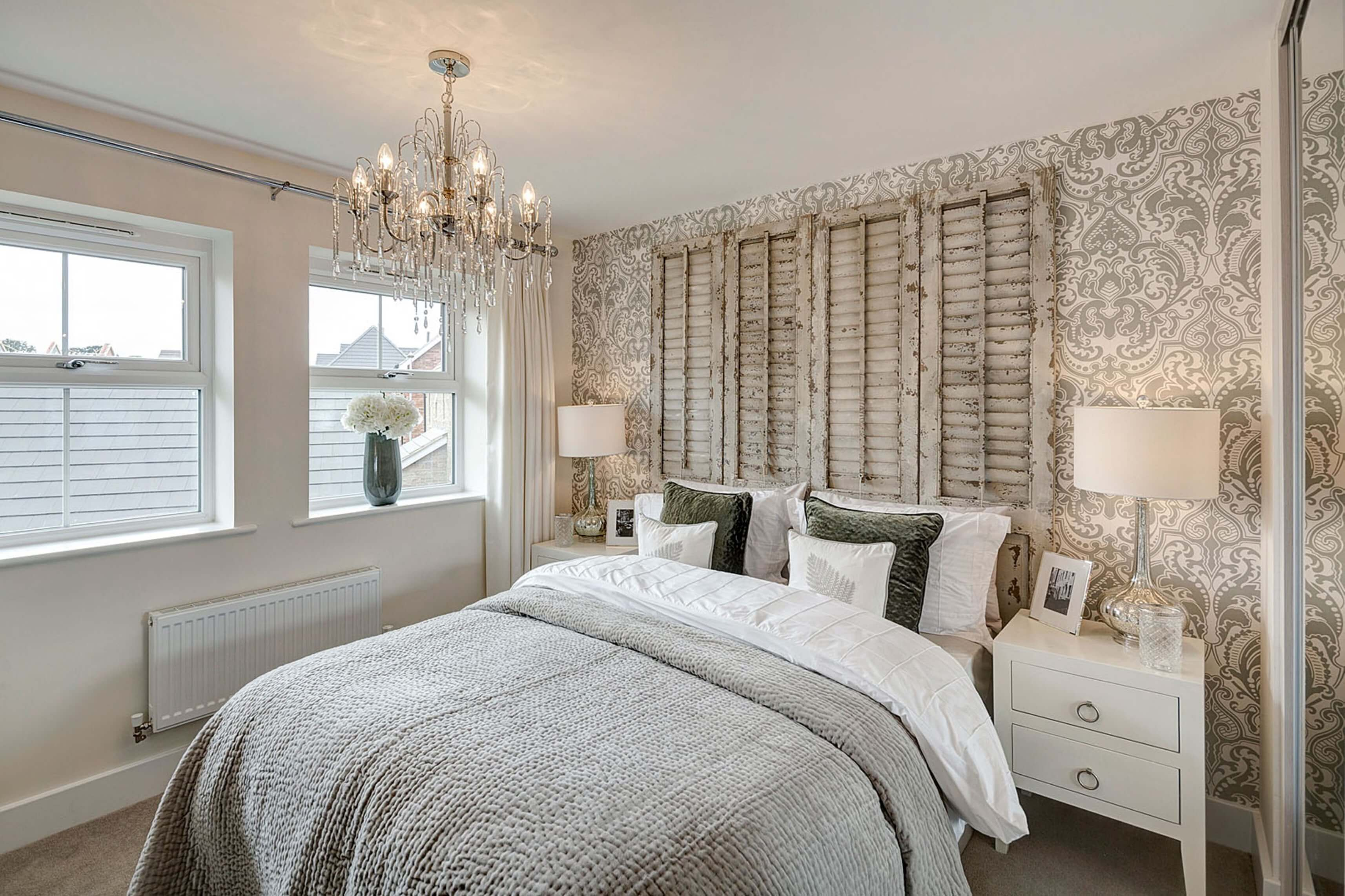 Buckton Fields master bedroom (MG Homes)