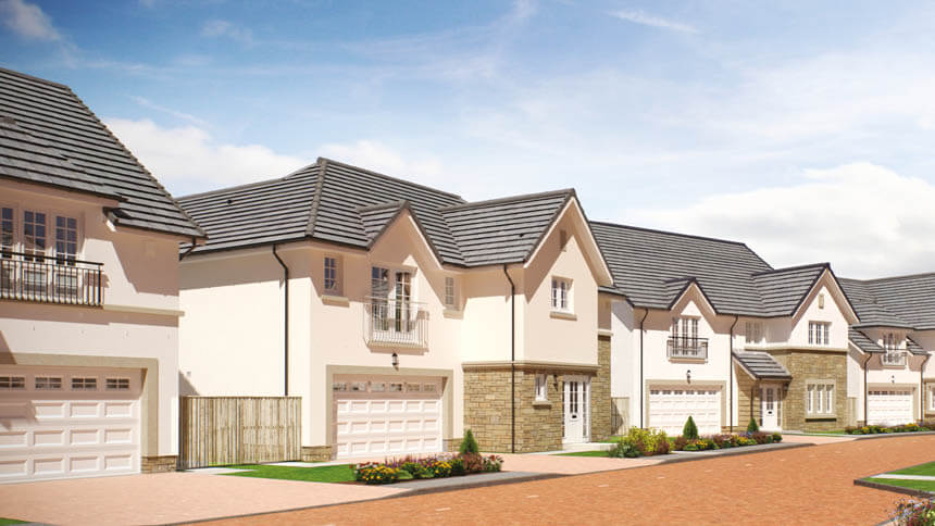 Liberton Grange (CALA Homes East)