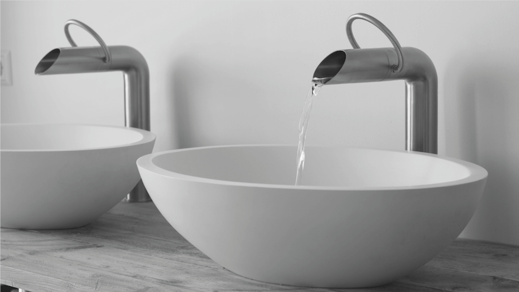 JEE-O is C.P. Hart's new contemporary brassware