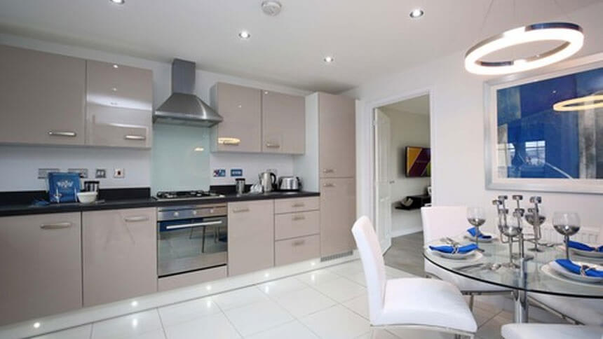 Marvelous Show Home Kitchens From Gods Own Country For British Download Free Architecture Designs Xaembritishbridgeorg