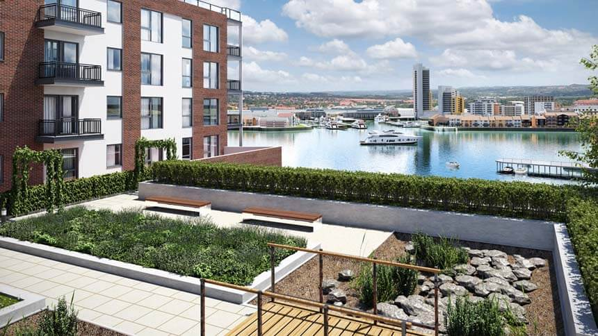 Centenary Quay (Crest Nicholson)