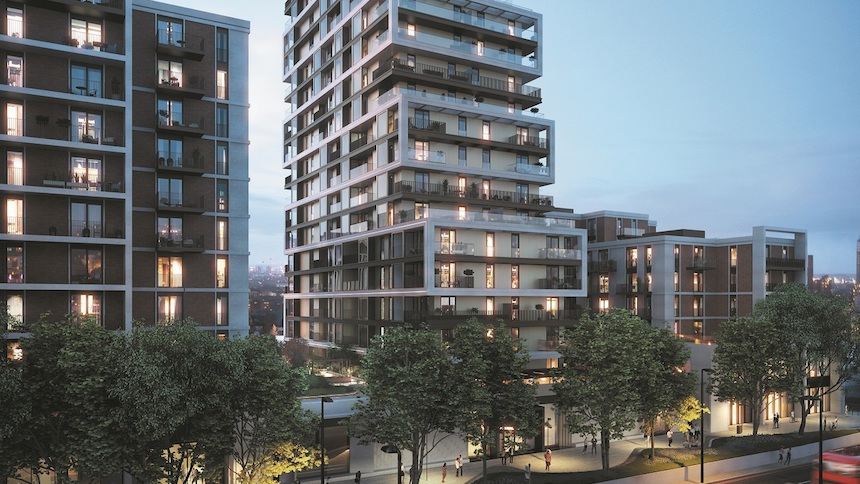 Coda Residences at Avanton: Battersea (Avanton)