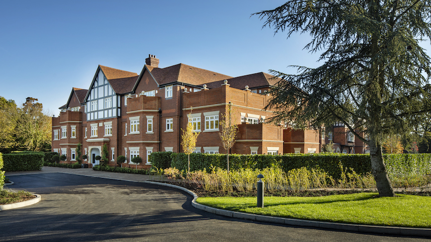 Orchard Lea (Newcourt Residential)