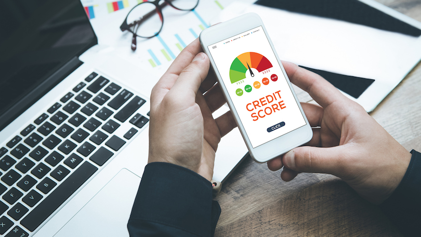 How do credit rating sites work?