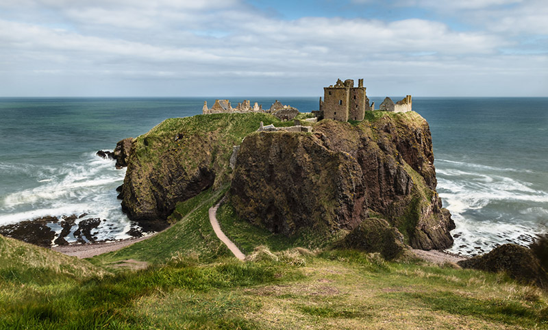 Dunnottar Castle (Getty Images)